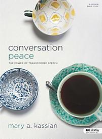 Conversation Peace book cover
