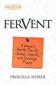 Fervent book cover