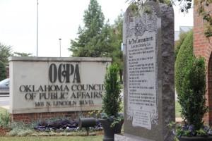 OCPA 10 Commandments