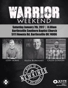 warrior-weekend