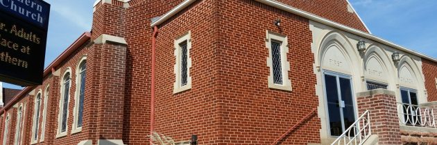 Perspective on Serving at a 126-year-old Church