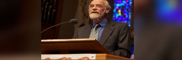 The Curious Case of Eugene Peterson