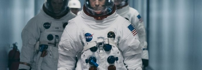 REVIEW: 'First Man' is gripping and inspiring (but not controversial)