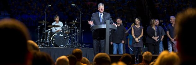 Five Reflections on the OKC Good News Festival with Franklin Graham