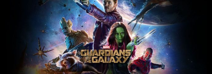 Glancing at 'Guardians of the Galaxy'