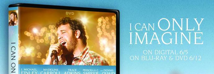'I Can Only Imagine' & 'Paul' DVDs lead June family-friendly spotlight