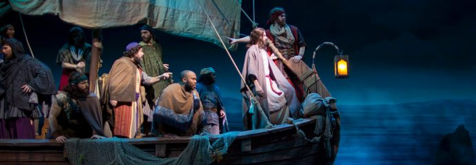 Sight & Sound's newest show, 'JESUS,' is spectacular