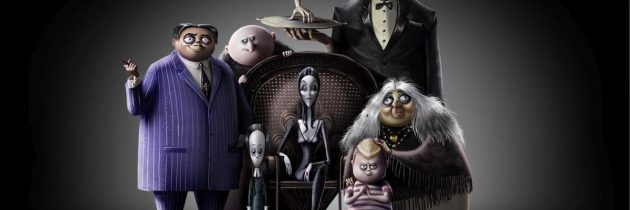 REVIEW: 'The Addams Family' is macabre, but is that OK?
