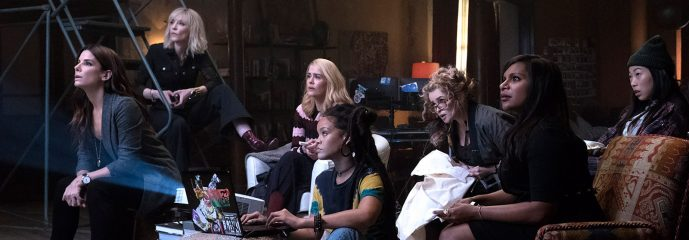 REVIEW: 'Ocean's 8' requires us to cheer for the thief, but is that OK?