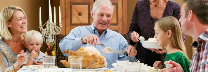 Table Talk: Four Biblical reminders for talking sports, politics & religion at the Thanksgiving table