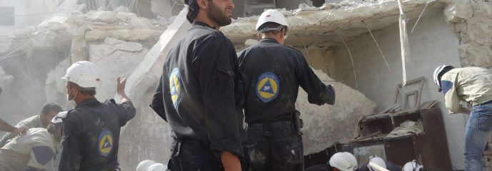 Disaster Relief & Responding to Crisis in the Middle East