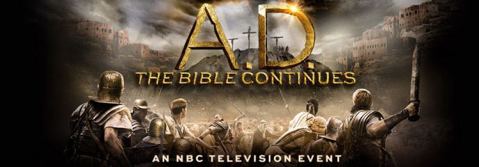 Preview: A.D. The Bible Continues Miniseries Television Event