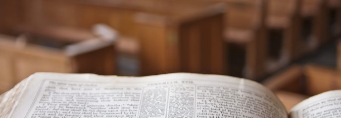 Preach the Bible: Five reasons pastors ought to stick to the script
