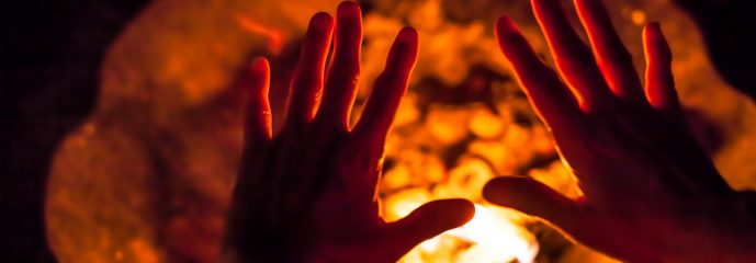 Staying Warm: Encouragement for Overwhelmed Christians