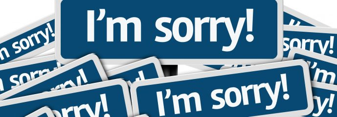 Saying 'I Am Sorry' Is Not Enough: 4 Steps to a Healthy Apology