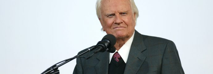 The Billy Graham Rule and #MeToo