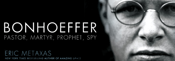 Book Review: Bonhoeffer