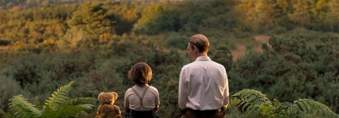 REVIEW:  'Goodbye Christopher Robin' is thought-provoking, troubling AND inspiring