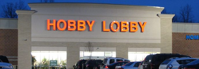 Praying for Hobby Lobby
