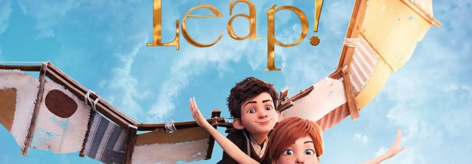 Movie Review: 'Leap!' tells us to follow our hearts, but is that biblical?