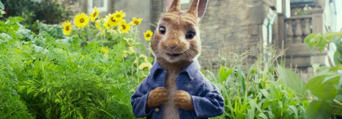REVIEW: 'Peter Rabbit' a funny and wholesome film with plenty of life lessons