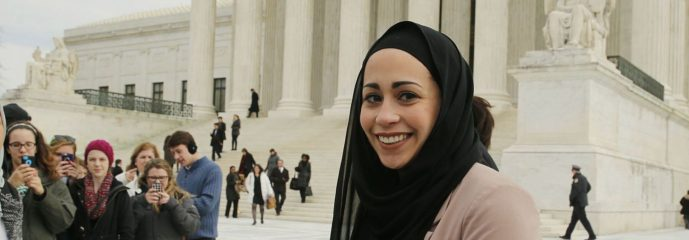 Muslim head scarfs, the Supreme Court & symbols of religious liberty