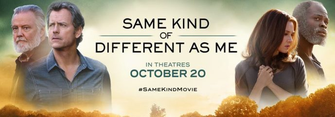 REVIEW: 'Same Kind of Different As Me' spotlights grace, forgiveness & Romans 8:28