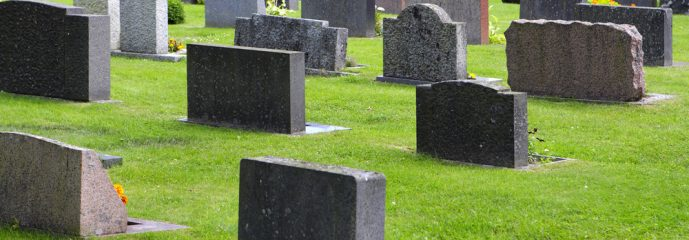 What a cemetery taught me