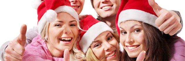 10 Ways to Survive Holiday Parties
