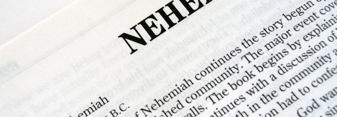 Learning through Nehemiah (Part 1)