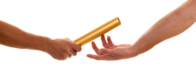 Passing the Baton—Will You Take It?