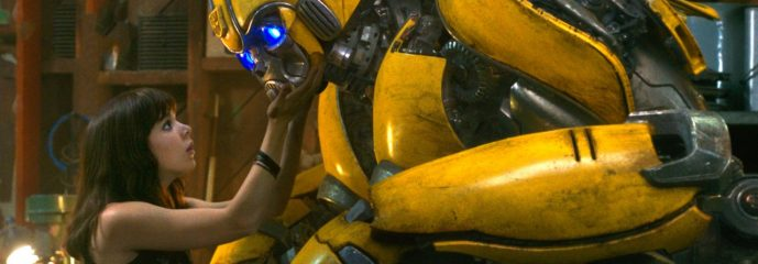 REVIEW: 'Bumblebee' is a movie about grieving (and alien robots, too)