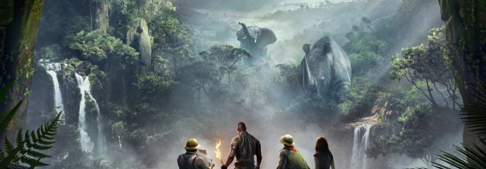 REVIEW: 'Jumanji' is not like its innocent predecessor